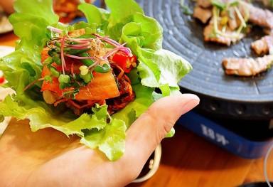 韓式烤肉好吃的小祕密(1)